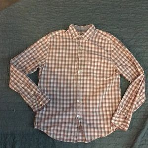 Men's GAP 90s inspired casual button down
